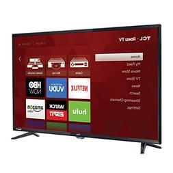 TCL 40-inch 1080p 120Hz Roku Smart LED HDTV w/Built-in Wi-Fi