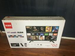 "RCA Rtru 5027 50"" 4K Ultra HD Roku Smart LED TV"