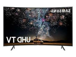 "Samsung RU7300 Curved 7 Series 65"" 4K Smart UHD LED TV UN65R"