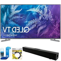 """Samsung  Special Edition 49"""" Class Q6F QLED 4K TV  with Solo"""