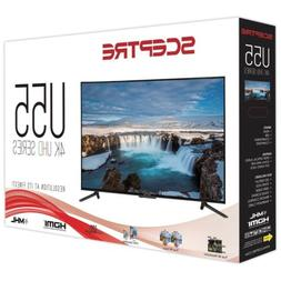 "Sceptre 55"" Class 4K Ultra HD  LED TV"