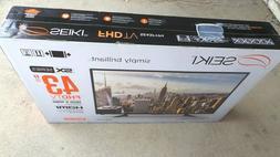 "Seiki SE43FYP4 43"" 1080p FHD LED TV"