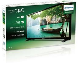 "SEALED  Philips 24"" 3000 Series 720p LED TV - 24PFL3603/F7"