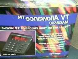 Philips Service Company Magnavox TV Allowance Model #MAG8500