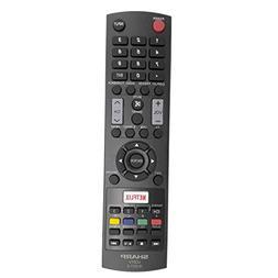 New Sharp GJ221-C Remote Control work for Sharp LED HDTV LC-