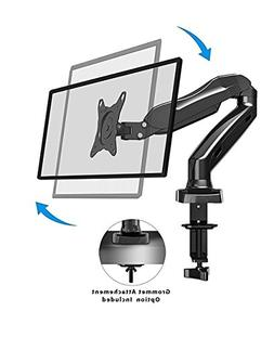 Boost Industries Single Full Motion Monitor Desk Mount Arm S