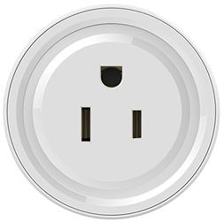 Smart Outlet Compatible with Alexa No Hub Required Remote Vo