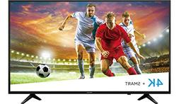 Hisense 50-Inch 4K Ultra HD Smart LED TV 50H6080E