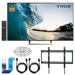 "Sony XBR-75X850E 75"" 4K HDR Ultra HD Smart LED TV  w/ TV M"