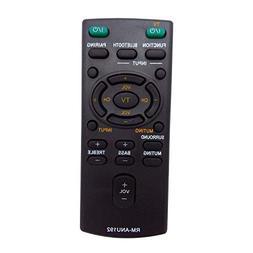 sound bar remote control rm