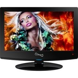 "Supersonic SC-1511 15"" 720p LED-LCD TV - 16:9 - HDTV - ATSC"