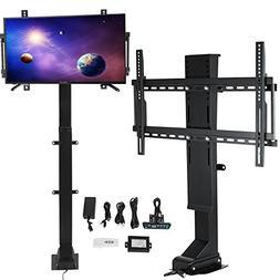 Happybuy Motorized TV Lift Flat TV 1000mm TV Lift Mechanism
