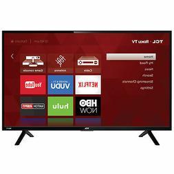 """TCL 32"""" Inch HD 720P Smart LED LCD HDTV 60hz TV w/ USB & HDM"""
