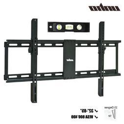 """Tilt TV Wall Mount Bracket for 32-80"""" TV Fit 16"""" 18"""" 24"""" Stu"""