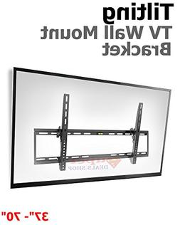 "Tilting TV Wall Mount Bracket for Most 37""- 70"" Wall Studs L"