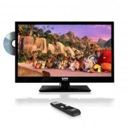 "Pyle 23.6"" 1080p LED TV, Multimedia Disc Player, Ultra HD TV"