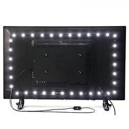 Bias Lighting for HDTV 32 Inch,Joneaz 59 Inch USB LED Backli