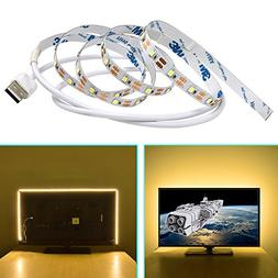 OGXLED LED TV Backlight 5V USB SMD 2835 LED Strip for Flat S