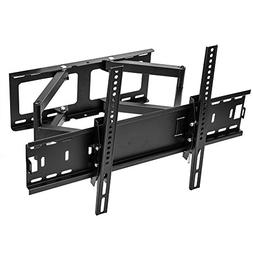 Tilt Swivel Dual Arm TV Wall Mount Bracket For VIZIO M Serie