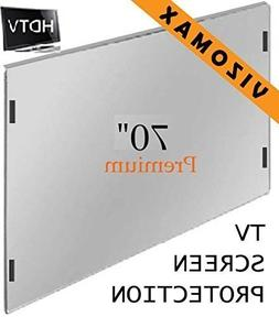 70 inch Vizomax TV Screen Protector for LCD, LED & Plasma HD