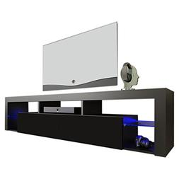Meble Furniture & Rugs TV Stand Milano 200 LED Wall Mounted