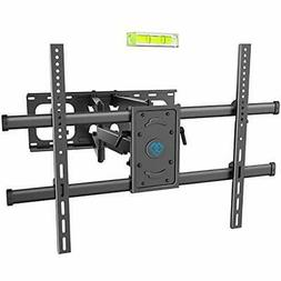 TV Wall Mount Bracket Full Motion, Tilts, Swivels For Most 5