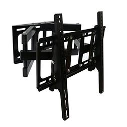 TV Wall Mount Bracket Full Motion Swivel Articulating Arm fo