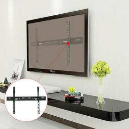 TV Wall Mount Bracket Tilt 26 37 40 47 55 60 65 72'' LED LCD