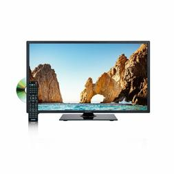 AXESS TVD1805-19 19-Inch LED HDTV DVD Combo, Features AC/DC
