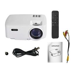 TZ60 Compact Size Full HD 1080P WIFI Video Projector Simple