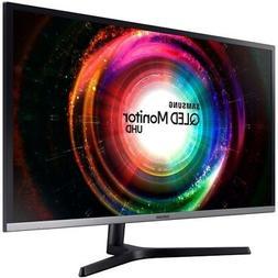 "Samsung LU32H850UMNXZA 31.5"" UH850 UHD Monitor with Quantum"