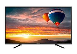 "Sceptre 43"" 4K UHD LED TV, HDMI 2.0 HDCP 2.2 MEMC 120, Metal"