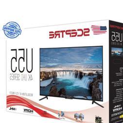 Sceptre U515CV-U 50 4K Ultra HD 2160p 60Hz LED HDTV Slim Cla