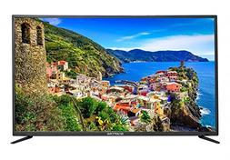 "Sceptre U518CV-UMS 50"" 4K Ultra HD LED TV , True Black"