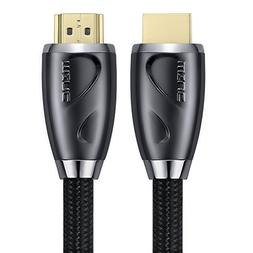 4K Ultra HD HDMI Cable 10ft by MINC - High Speed HDMI 2.0 Su