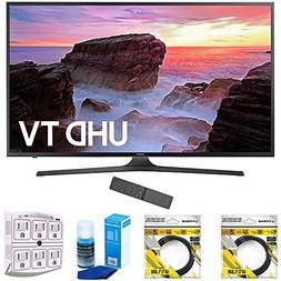 "Samsung 65"" 4K Ultra HD Smart LED TV 2017 Model  with 2 x 6f"