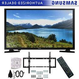 Samsung UN32J4000 32-Inch 720p LED TV  + Mounting Bracket Bu