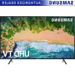 """Samsung UN40NU7100 40"""" NU7100 Class 7-Series Flat Smart 4K U"""