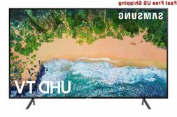 "Samsung 58NU7100 Flat 58"" 4K UHD 7 Series Smart TV 2018"