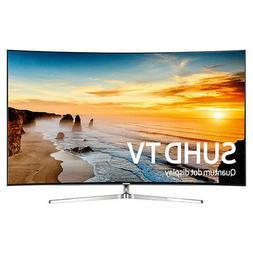 "Samsung UN55KS9500 55"" Class SUHD Smart Curved LED TV"
