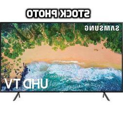 """SAMSUNG UN55NU7100F 55"""" inch LED 4K Ultra HD Smart TV - NEW"""