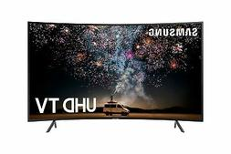 "Samsung UN65RU7300 65"" RU7300 HDR 4K UHD Smart Curved LED TV"