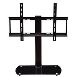 Toolsempire Universal Height Adjustable Table Top TV Stand f