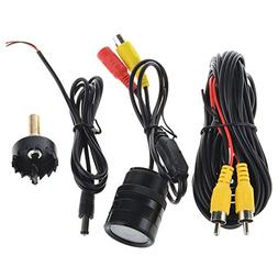 ABLEGRID Universal CMOS Car Rear View Reverse Backup Parking