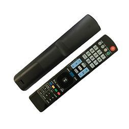 PELEC Universal TV remote control for LG TV model: 43UH610A