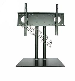Universal Tv Stand Pedestal Base + Mount Fits Almost 32''-60