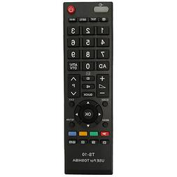 US Universal Remote Control TS-10 for ALL Toshiba TV New
