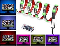 USB LED Strips Bias TV Backlight Multi-Color RGB LED Strip T