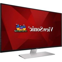 ViewSonic VX4380-4K 43 Inch Frameless Widescreen IPS 4K Moni