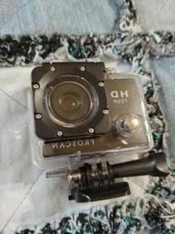 Waterproof Proscan Camera